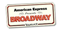American Express Presents Broadway Yahoo